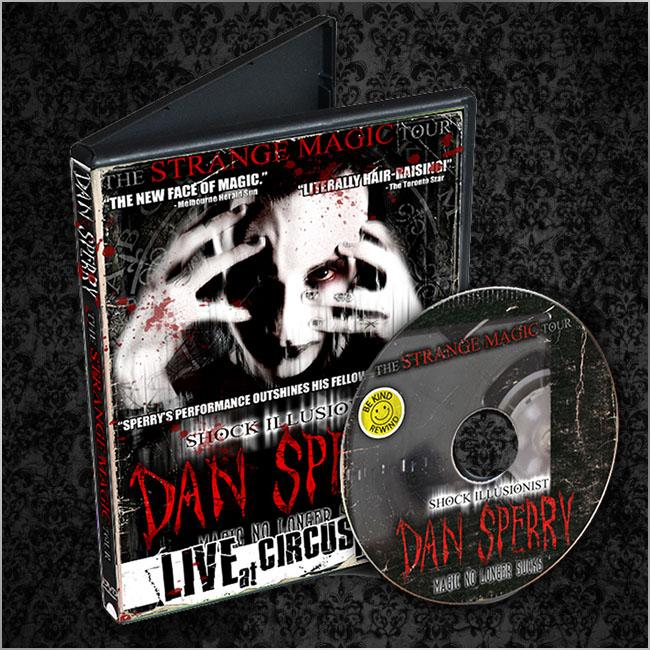 dan sperry dvd live tour