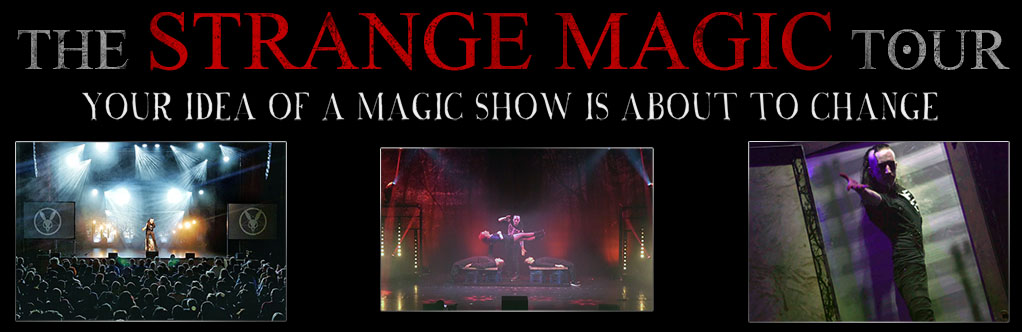 illusionist magician